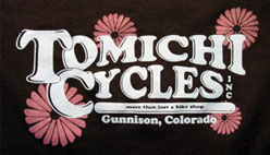 Tomichi Cycles T-Shirt